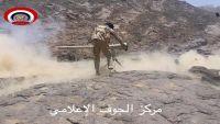 الجوف: معارك طاحنة والجيش والمقاومة يتقدمون بالعقبة والمليشيا ترد بإطلاق صاروخ بالستي