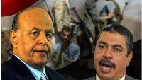 قيادة بالمقاومة الجنوبية تعلن تأييدها  لقرارات الرئيس هادي الأخيرة