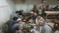 لماذا زار محمد على الحوثي محافظة عمران ؟