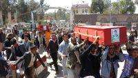 ذمار تتحول إلى مستودع ضخم لقتلى الحوثيين من أبناء المحافظة الذين سقطوا بجبهات القتال (صور)