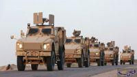 صحيفة لندنية : وصول 200 مدرعة إماراتية إلى حضرموت لتحرير المكلا من القاعدة