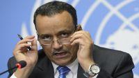 """""""القضية الجنوبية"""" تغضب وفد الحكومة اليمنية من ولد الشيخ"""