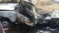 مقتل عنصرين من القاعدة بغارة أمريكية في مأرب(صورة)