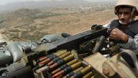 عمران : مقتل تسعة من مليشيا الحوثي وإصابة آخرين في قصف لطيران التحالف لواء العمالقة