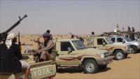 مأرب : تعزيزات حوثية وقصف لمواقع الجيش والمقاومة بالمخدرة