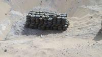 مصدر عسكري لـ(الموقع بوست): اتلاف ثاني كمية من الالغام والمتفجرات في مأرب  (صور)