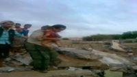 لحج : وفاة ستة مواطنين من  لحج في غارة اخطأت هدفها