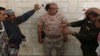 شبوة: اللواء النوبة يسلم ضرمان المحسوب على الحوثيين مبلغ 40 مليون مستخلصات الحماية الأمنية