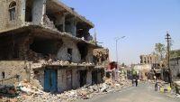 """(الموقع بوست) يزور """"حي البعرارة"""" بتعز بعد تحريره من مليشيات الحوثي والمخلوع"""