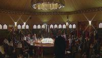 المبعوث الأممي : نقاشات اليوم بحثت مسائل استعادة الدولة وانسحاب  المليشيا وتسليم السلاح