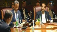وفد الانقلابيين يضع شروطه للقبول بأي حل ينهي الأزمة اليمنية
