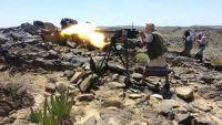 مقتل 4 من عناصر المليشيا بينهم قيادي ميداني على يد المقاومة الشعبية بالبيضاء