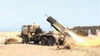 المليشيا تقصف عاصمة الجوف بالصواريخ وقائد لواء النصر يحذرها من مواصلة خرق الهدنة
