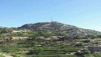 """(الموقع بوست) يكشف تفاصيل سقوط جبل """"الجالس"""" بلحج بيد المليشيات الانقلابية"""