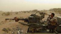 معارك عنيفة بين قوات الشرعية والمليشيا الانقلابية في نهم ومأرب