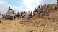 الجوف : مقتل عدد من عناصر الحوثيين وتدمير آليات عسكرية في هجوم فاشل على معسكر النصر