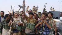 جنود من الحرس يقطعون أهم شوارع ذمار ويهتفون برحيل الحوثي