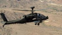 مقتل 7 حوثيين وتدمير عربات عسكرية لهم بغارات لطائرات الأباتشي بجبهة ميدي بحجة