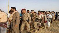 محافظ البيضاء يزور أفراد اللواء 117 ويحثهم على الاستعداد لتحرير المحافظة