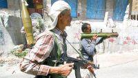 تعز: قنص مدنيان واعدام اسيران من المقاومة وتفجير منزل لمواطن بحيفان