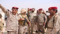 """المقدشي: قوات الجيش والمقاومة حررت معظم مساحة """"الجوف"""" وقريبا ستصل الى حرف سفيان"""