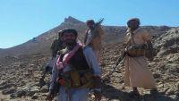 اشتداد وتيرة المعارك في الجوف والجيش يتقدم بإتجاه معسكر حام