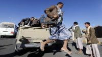 حجة : ميليشيات الحوثي تشن حملة مداهمات واختطافات واسعة للمواطنين