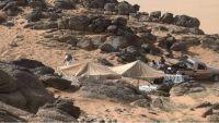 الجوف: مليشيا الحوثي والمخلوع تستهدف مدينة الحزم بثلاثة صواريخ كاتيوشا