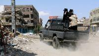 مقتل 12 من مليشيات الحوثي والمخلوع في البيضاء واغتيال عقيد بالجيش بحضرموت