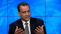 ولد الشيخ: تحركات دبلوماسية كبيرة لحل الأزمة اليمنية