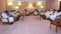 نائب الرئيس: جريمة إعدام مشائخ البيضاء سينال مرتكبوها الجزاء الرادع عاجلاً أم آجلاً
