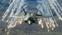 ذمار: طيران التحالف العربي يقصف أهدافا للحوثيين وقوات صالح بمعبر
