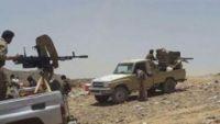 الضالع: المقاومة تتصدى لهجمات متتالية للمليشيات في مريس واحتراق منزلان بصواريخ الحوثيين