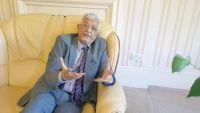 د. ياسين سعيد نعمان : الحوثيون وصالح حرموا اليمن من أرقى مشروع في تاريخه الحديث ( حوار)