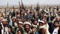 مليشيا  الحوثي تداهم منطقة خنوة جنوب إب وتختطف شيخ وتصيب آخر