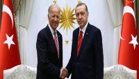 بايدن لأردوغان: أعتذر لعدم مجيئي عقب محاولة الانقلاب.. وتسليم غولن بيد المحكمة وليس أوباما