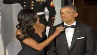 عرض فيلم Southside with You عن قصة حب باراك أوباما وزوجته ميشيل