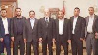 صحيفة : وفد الحوثيين سينطلق إلى بيروت وطهران بعد أن زار العراق