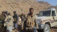 حجة : مقاومة تهامة تدمر طقمين للحوثيين بعبس وقتل من على متنها