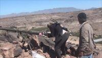 الضالع : مليشيا الحوثي والمخلوع تجدد قصفها على قرى في مديرية مريس