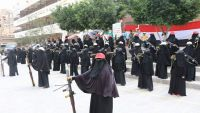 بعد الخسائر البشرية الكبيرة التي تكبدوها .. الحوثيون يلجئون لتجنيد النساء (صور)