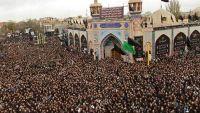 مليون إيراني في كربلاء للحج بدلا عن مكة