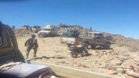 البيضاء: ميليشيا الحوثي والمخلوع تختطف عدد من المواطنين في مديرية ذي ناعم
