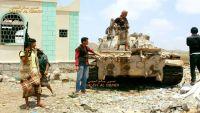 المقاومة والجيش الوطني يستعيدان مواقع عسكرية من قبضة الحوثيين في لحج