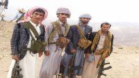قبائل بني ضبيان تمنع قوات الحوثي وصالح من التمركز بمناطقهم الحدودية مع ذمار والوضع مرشح للإنفجار
