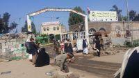 مصادر : خلاف في مستشفى ذمار العام حول هوية عشرات الجثث لعناصر الحوثيين
