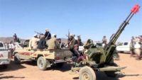 الجوف : الجيش الوطني يكسر أكثر من هجوم للمليشيا في المصلوب والطيران يدمر آليات عسكرية للحوثيين