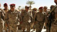 الفريق علي محسن يصل إلى مأرب ويكلف القميري لقيادة المنطقة العسكرية الثالثة