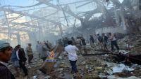 مقتل وإصابة قيادات عسكرية ومدنية عليا موالية للانقلابيين في القصف على الصالة الكبرى بصنعاء (أسماء)