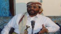محافظ مأرب: تهريب الأسلحة للحوثيين مستمر ويأتي من طرق عمان